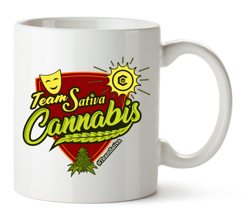 Team Sativa Mug 11 Oz