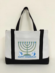 Chanukah Canvas Bag