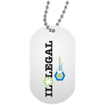IL*LEGAL Dog Tag