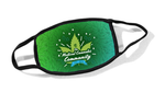 Cannabinoids Cloth Face Mask