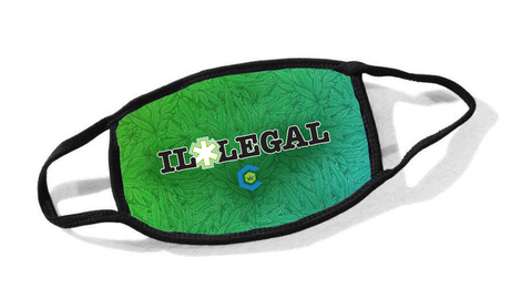 IL*LEGAL Quarantine Cloth Face Mask