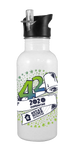 420 - 2020 Quarantine 20 oz Aluminum Water Bottle