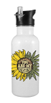 You Are My Sunshine 20 oz Aluminum Water Bottle