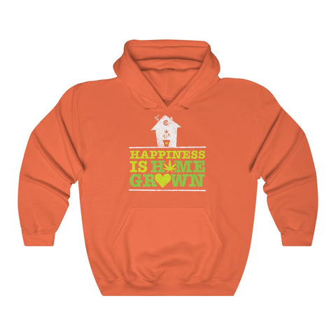 Happiness Is Home Grown Unisex Heavy Blend™ Hoodie