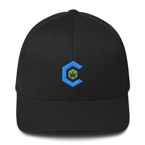 The Medical Cannabis Community Structured Twill Hat