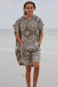 New Collection of Peshtemal Surf Ponchos has arrived