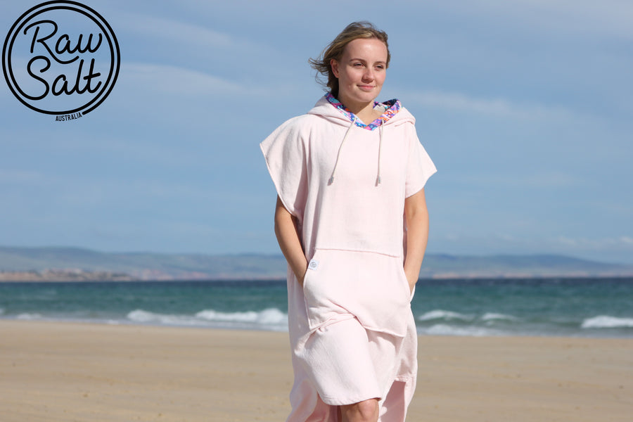 Surf Poncho, not just for surfers