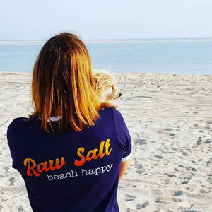 Retro Beach Happy T-shirt