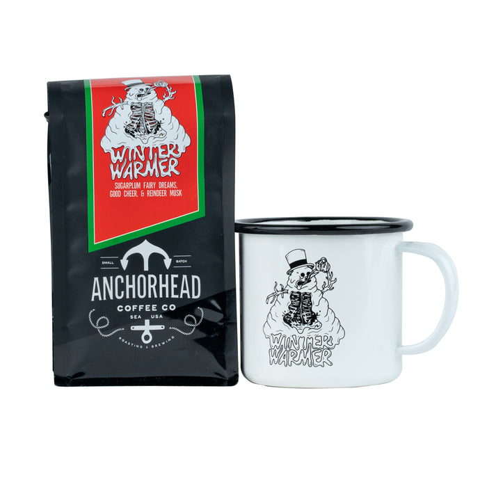 Holiday Mug and Coffee Bundle