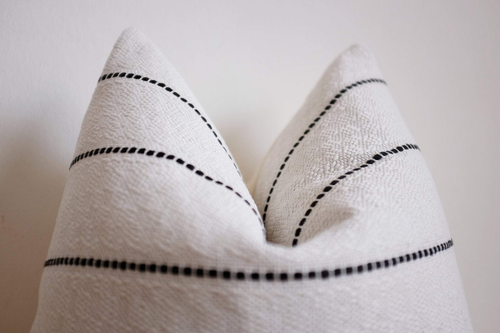 Portland Decorative Pillows Stitched By Grace