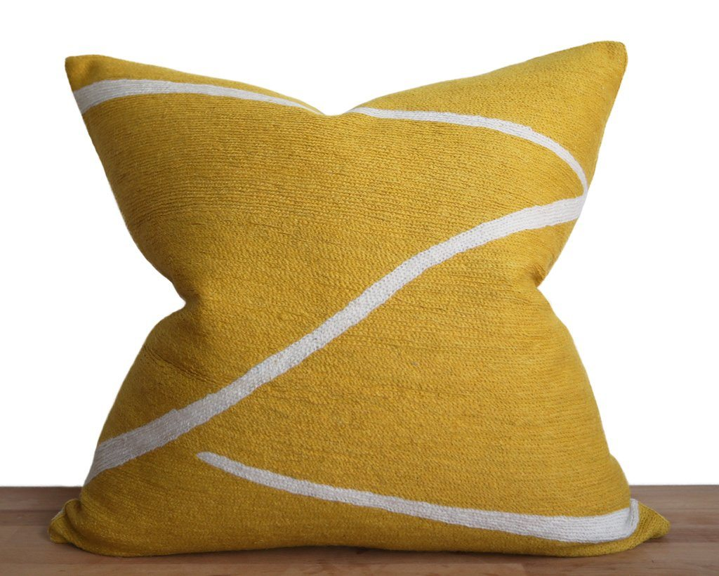 Aurora Decorative Pillows Coterie Brooklyn