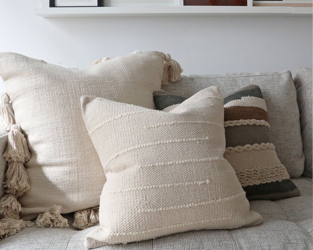 Crosby Decorative Pillows Coterie Brooklyn