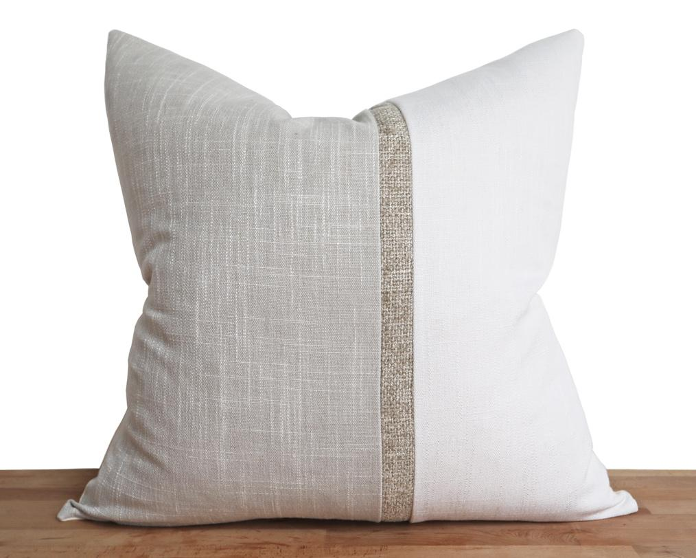 New Amsterdam Decorative Pillows Stitched By Grace