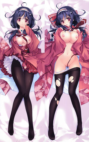 Image of Kantai Collection Ryuuhou Dakimakura Pillowcase (DP15725)
