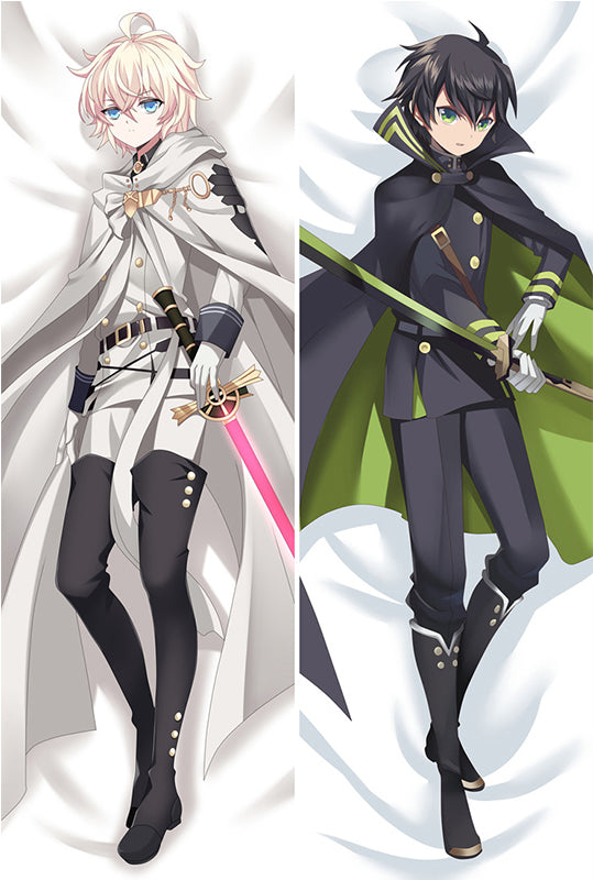 Seraph of the End Mikaela Hyakuya and Yuichiro Hyakuya DP10360