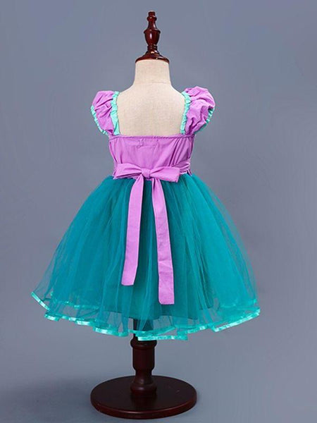 Ariel Princess Dress, Halloween
