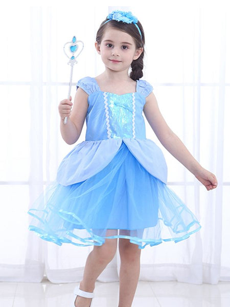 tulle princess dress cinderella