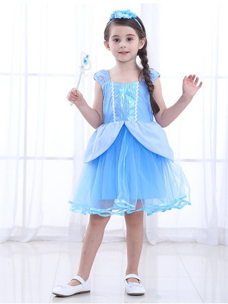 cinderella inspired dress halloween dressup
