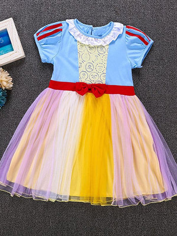 snow white inspired dress halloween costume dress up