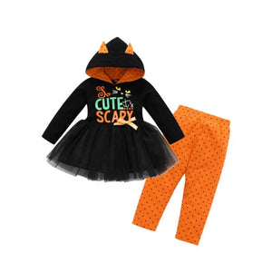 halloween girls outfit