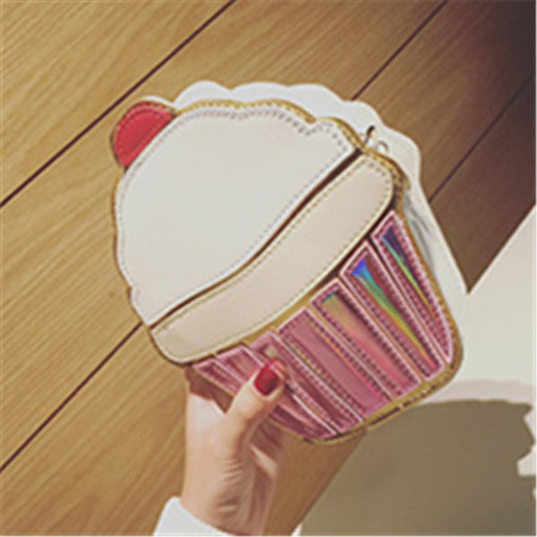 Novelty Fast-Food Crossbody Bags