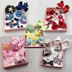 Ten-Piece Bow Gift Sets