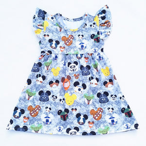 Mickey-Inspired Disney Star Wars Dress