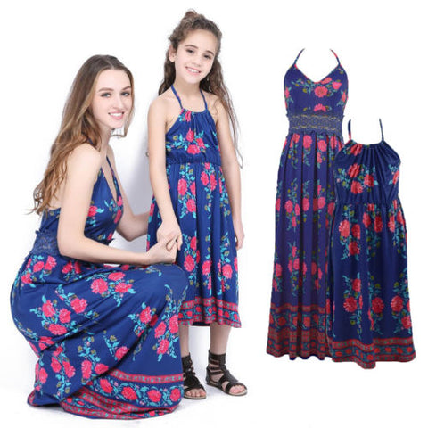 Mommy and Me Lace Maxi