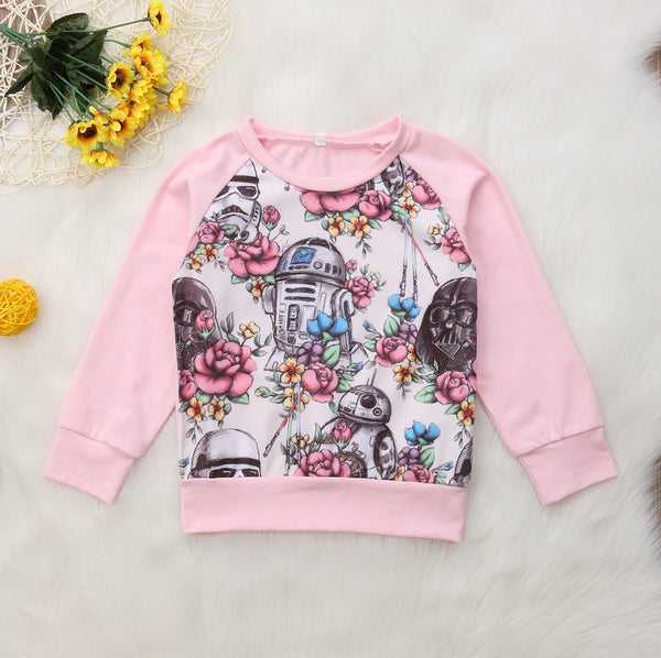 Starwars Princess Sweater