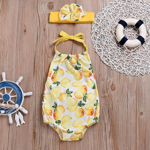 lemon set for babies