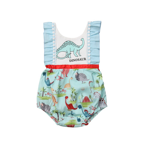 Little Dinosaur Romper