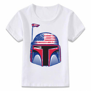 Star Wars Independence Day Graphic T
