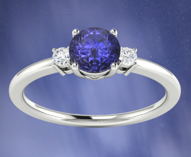Tanzanite Ladies Ring