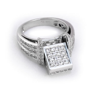 Happy Hour diamond ring