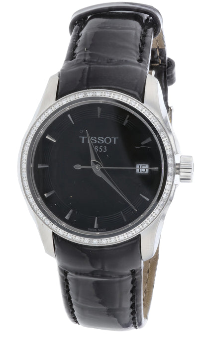 TISSOT Ladies Watch (Couturier 32mm)