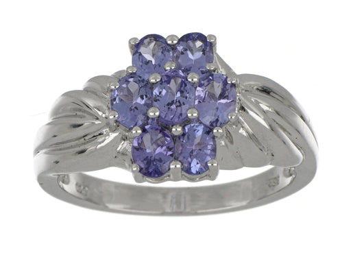 Tanzanite Ladies Ring (Tanzanite 1.07 cts.)