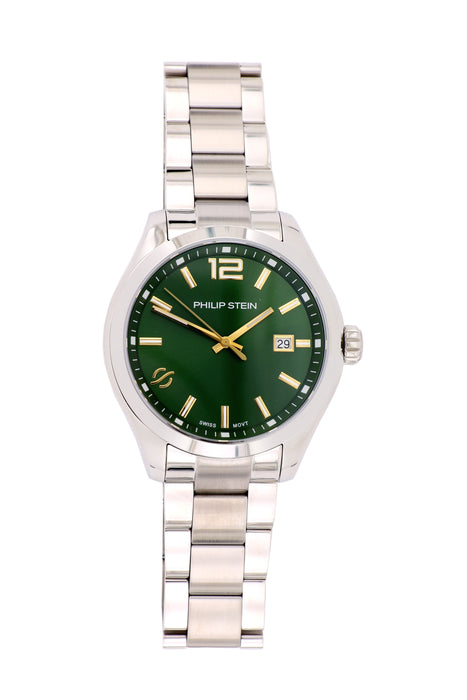 PHILIP STEIN Men's Watch (Traveler large)