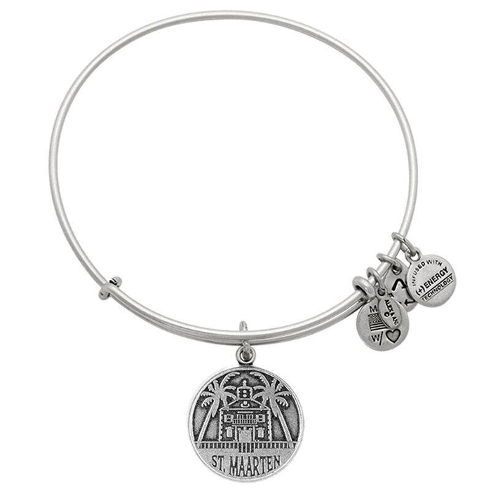 ALEX AND ANI St.Maarten Courtouse Bangle RS