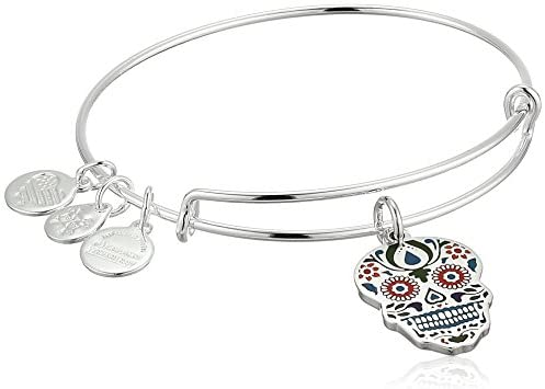 ALEX AND ANI Color Infusion Calavera