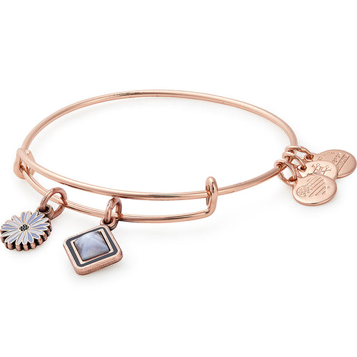 ALEX AND ANI Life Bangle with Charm