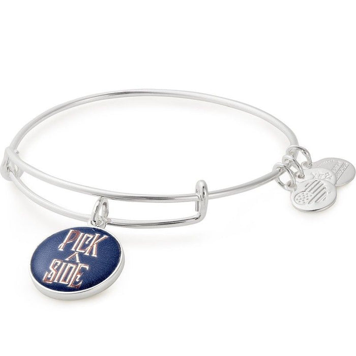 ALEX AND ANI Fantastic Beasts Pick A Side Charm Bangle
