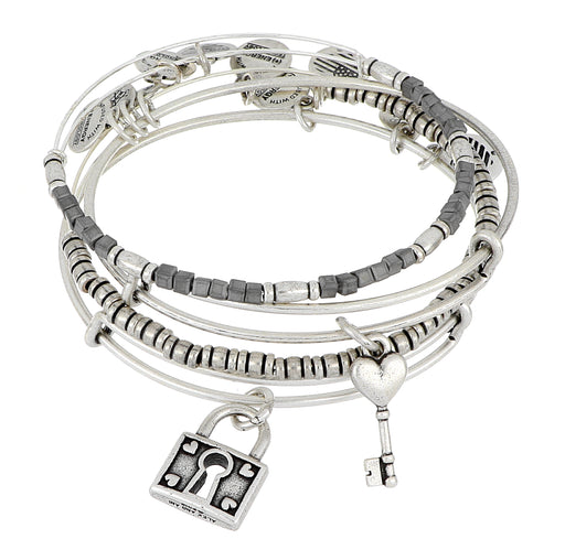 ALEX AND ANI Lock & Key Set