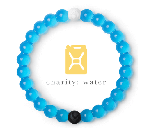 Lokai Blue Bracelet - Small