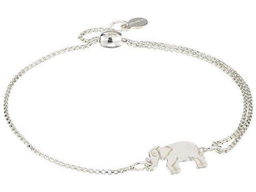 ALEX AND ANI Elephant Pull Chain Bracelet