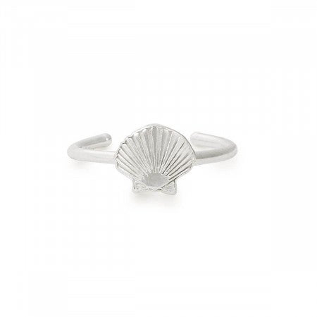 ALEX AND ANI Seashell Ring