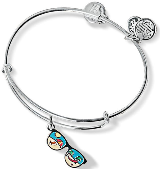 ALEX AND ANI Caribbean Limited Edition: Sunglass Silver