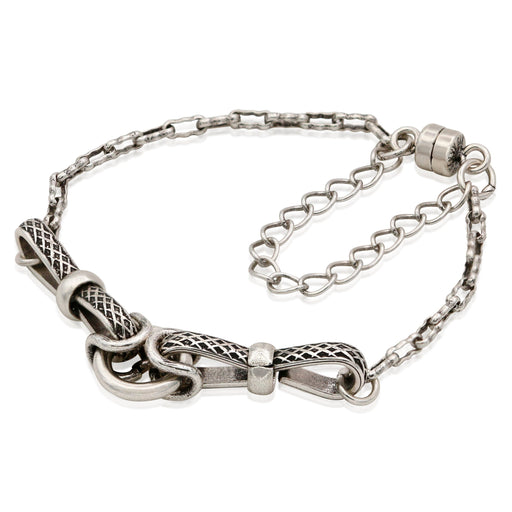 ALEX AND ANI Armor Magnetic Bracelet