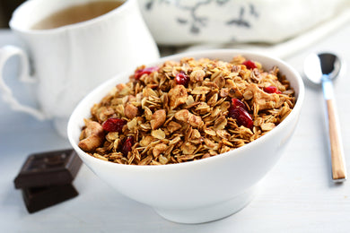Almond Cranberry Granola