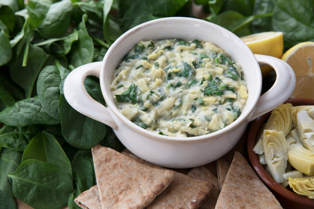 Artichoke and Asiago Dip