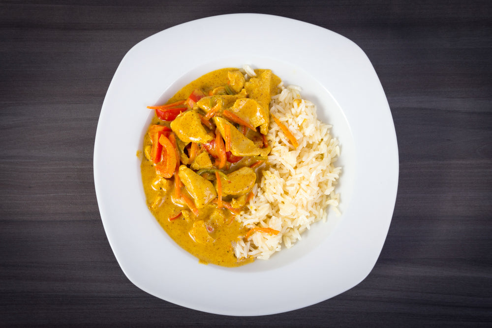 Coconut Curry Chicken (Individual Meal)
